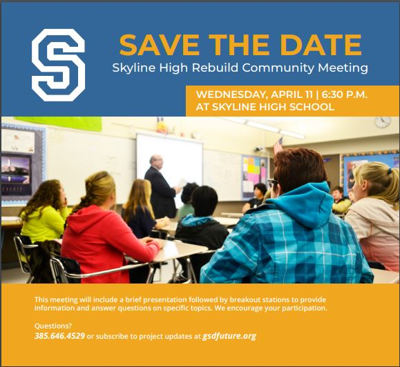 Skyline Save the Date